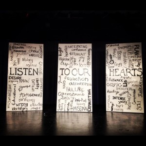 Listen to Our Hearts backdrop