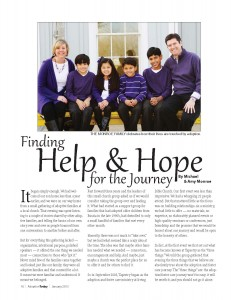Finding Help and Hope for the Journey - Image